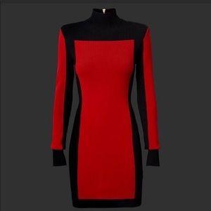 H&M Mini Dress by Balmain